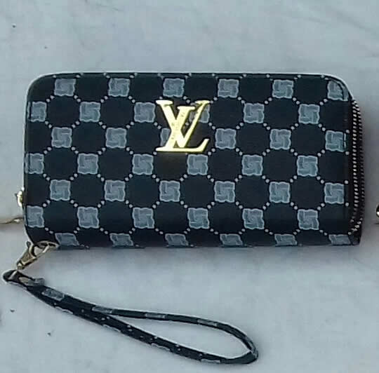 Louis Vuitton mural purse