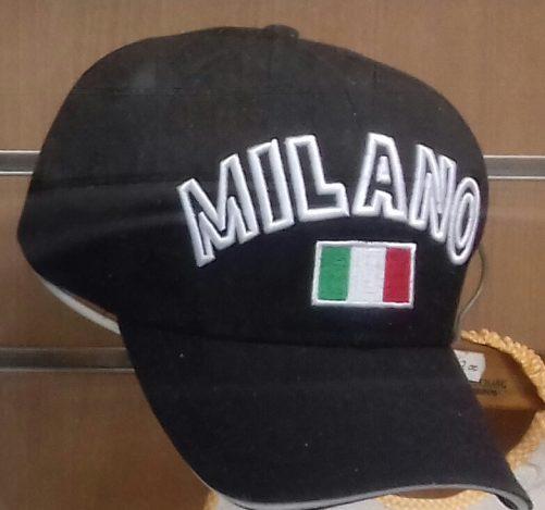 Milano baseball cap