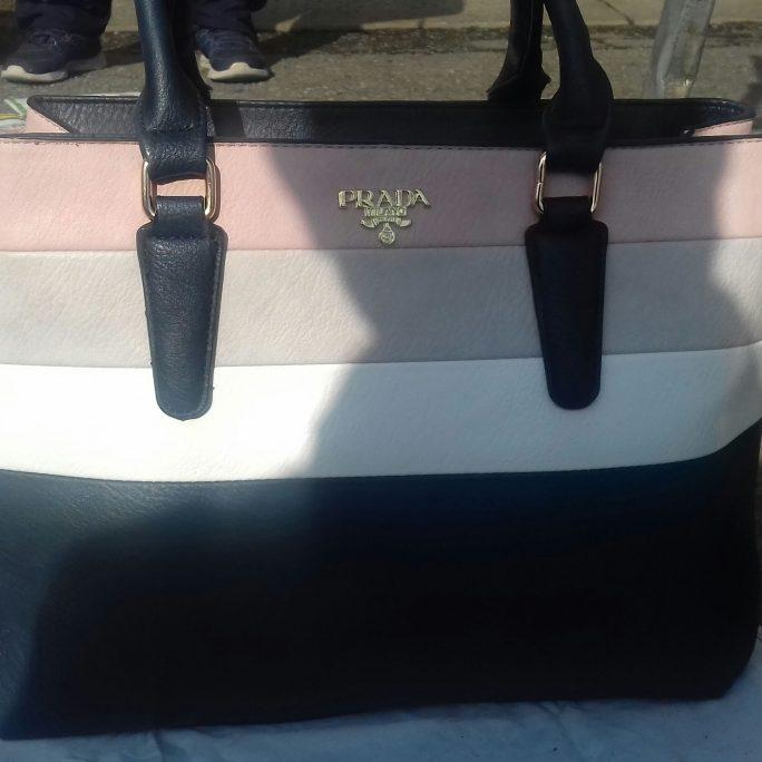 Prada multi-coloured bag Finto