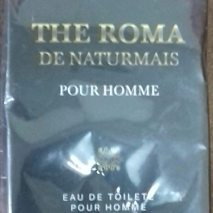 Roma eau de toilette perfume spray