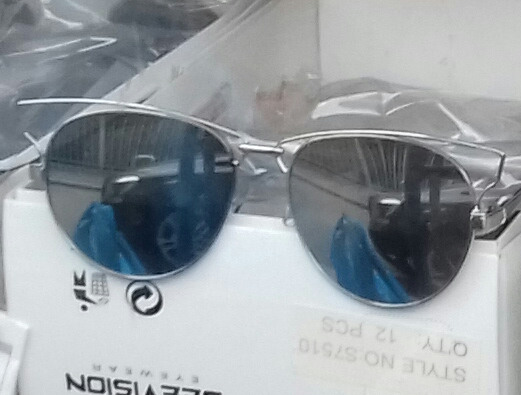 Sunglasses Stainless Steel Frame