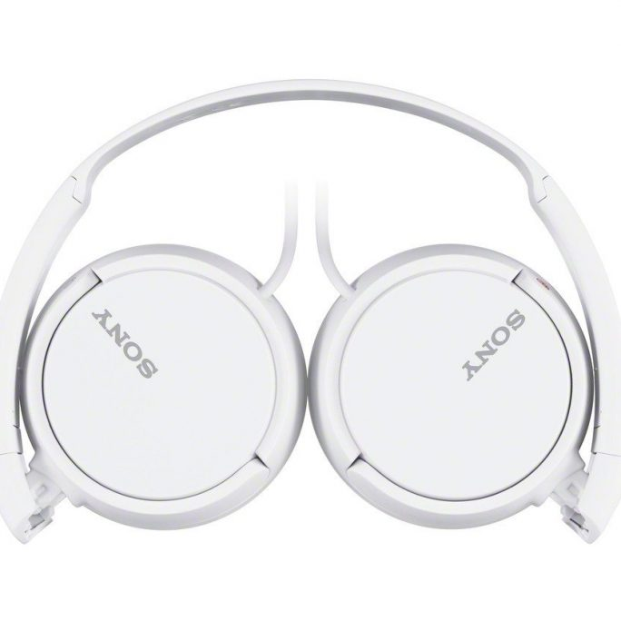 Sony MDRZX110-WHT ZX Series Stereo Headphones