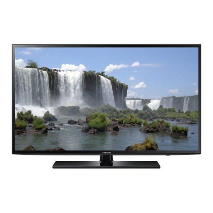 SAMSUNG 55 Class FHD 1080P Smart LED TV UN55J6201AFXZA