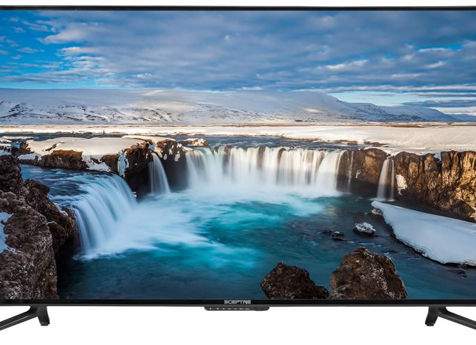 Sceptre 55 Television Class 4K LED TV